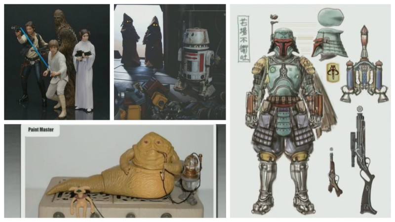 Star Wars Celebration High-end Collectibles - Bandai, Gentle Giant, Kotobukiya, and Sideshow