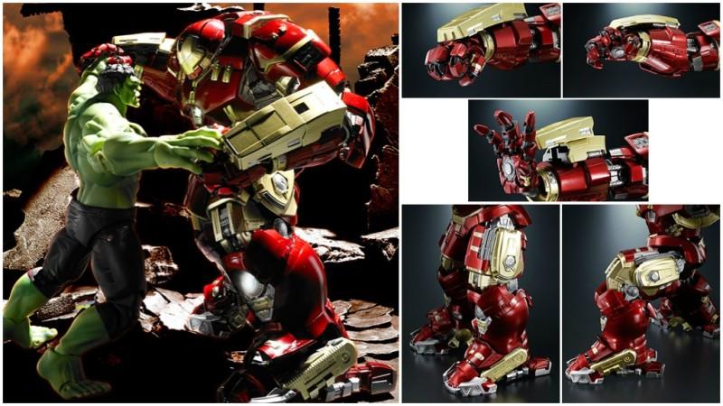 Bandai S.H. Figuarts Avengers Age of Ultron Hulkbuster Iron Man