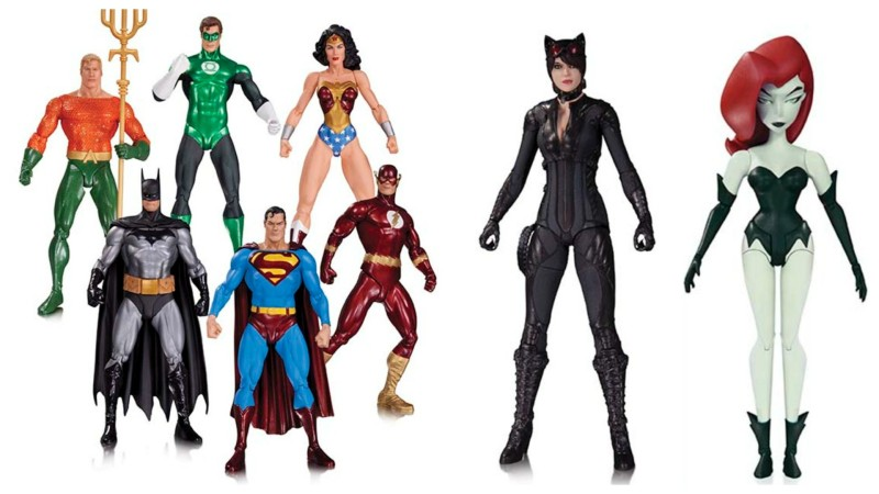 DC Collectibles December 2015 Solicits