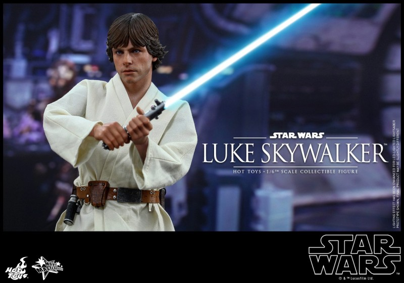 Hot Toys Star Wars A New Hope Luke Skywalker 01