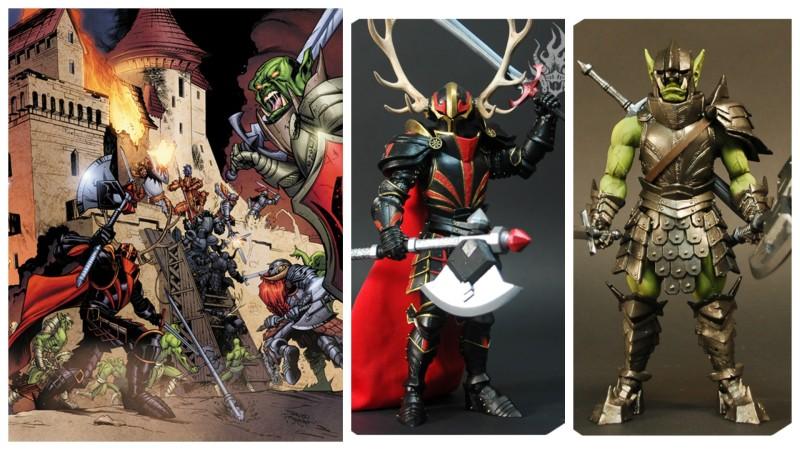 Mythic Legions pre-order
