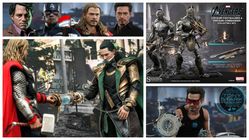 Sideshow Avengers Week Social Media Giveaways