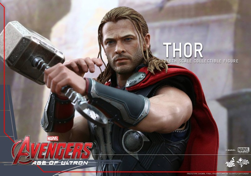Hot Toys Avengers Age of Ultron Thor 01
