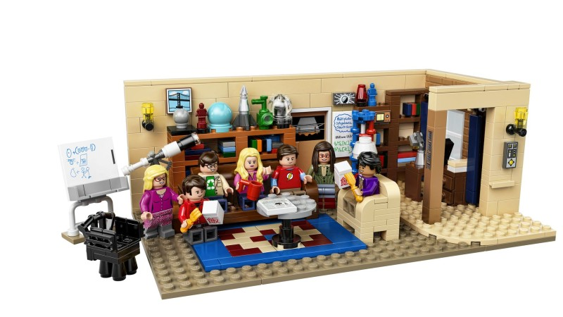LEGO Ideas Big Bang Theory - 21302_Prod
