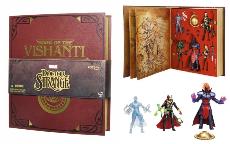 Marvel Legends Dr. Strange SDCC 2015 exclusive box set