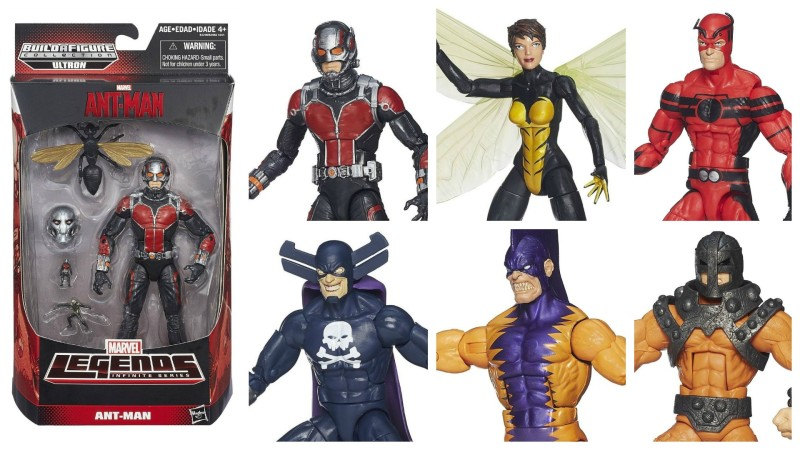 Marvel Legends Ultron (Ant-Man) wave