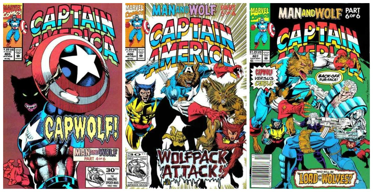 red wolf marvel comic issue 1 pdf