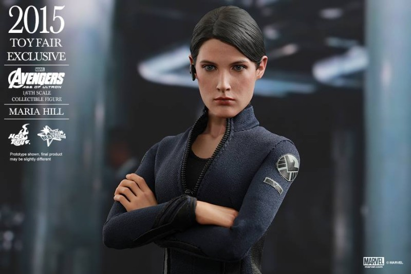 Hot Toys Avengers Maria Hill 01