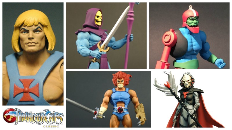 Mattel and Four Horsemen post-SDCC updates