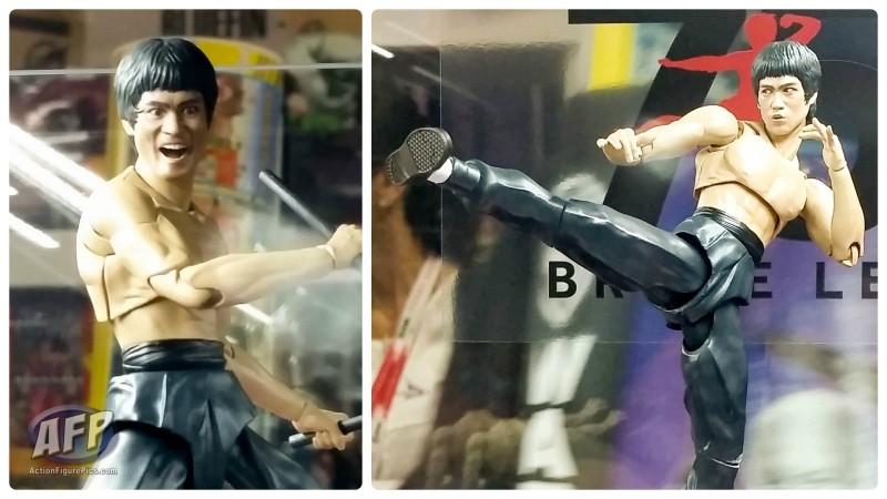 SDCC 2015 - Bandai Tamashii Nations S.H. Figuarts Bruce Lee