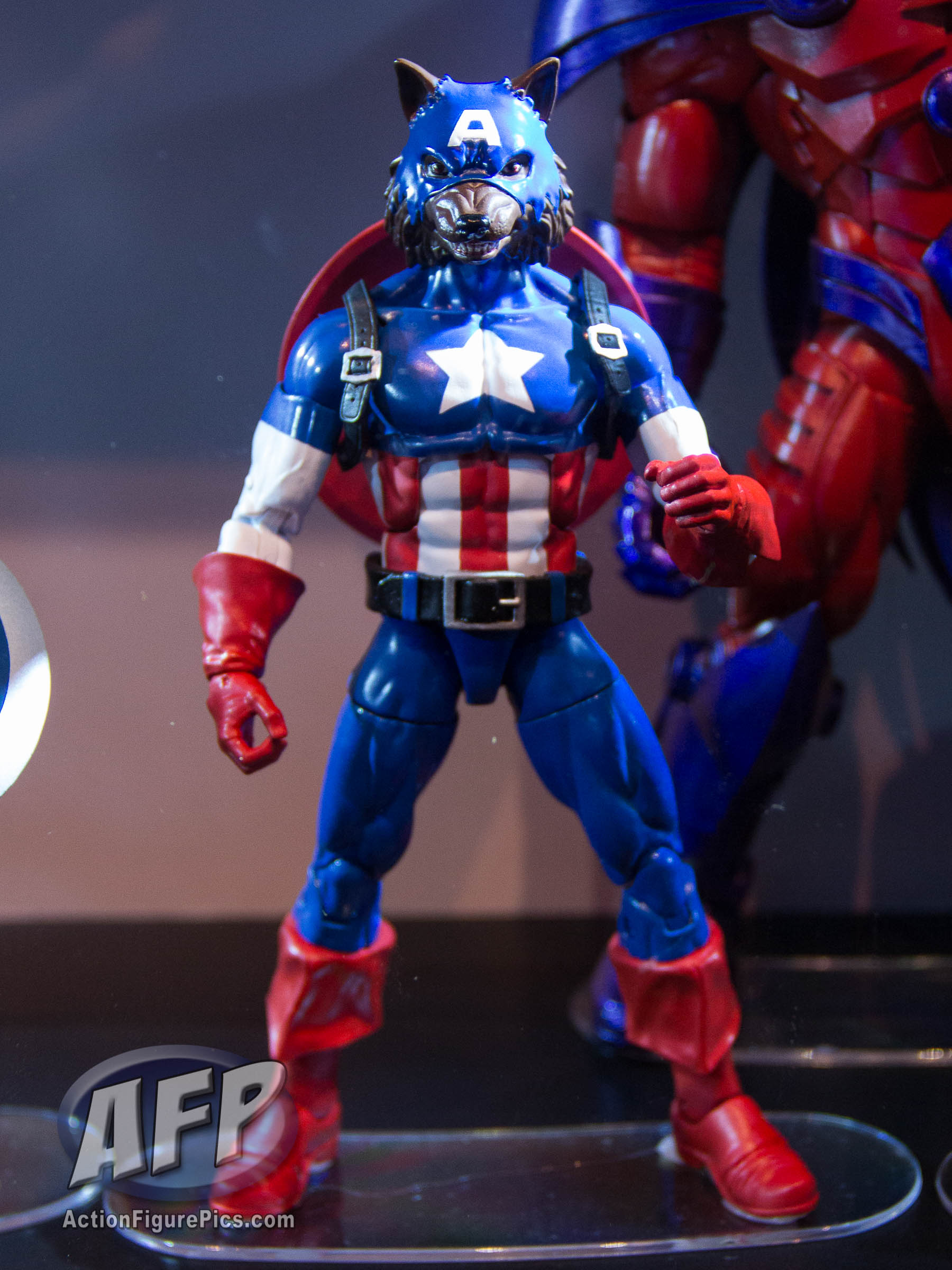 sdcc 2015 hasbro reveals marvel legends captain america mockingbird and taskmaster plus more. Black Bedroom Furniture Sets. Home Design Ideas