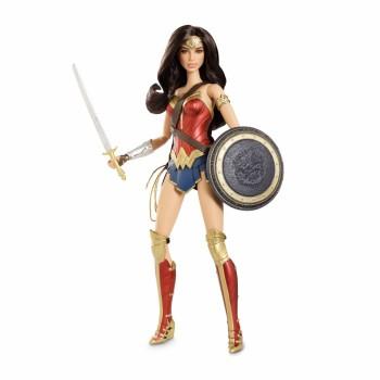 SDCC 2015 Mattel Batman vs Superman Wonder Woman Barbie