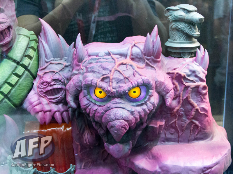 SDCC 2015 Mattel Masters of the Universe Classics Snake Mountain (1 of 5)