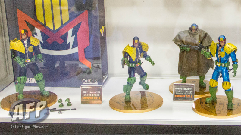 SDCC 2015 - Mezco One 12 Collective (1 of 18)