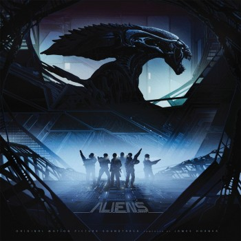 SDCC 2015 Mondo Aliens Original Motion Picture Soundtrack Vinyl