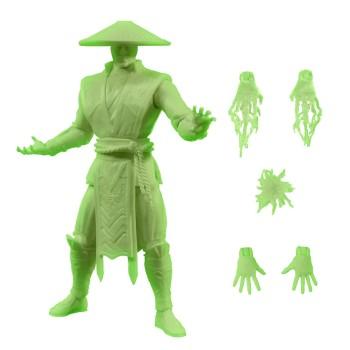 SDCC 2015 Toys R Us Exclusive - Mortal Combat X Glow-in-the Dark Raiden
