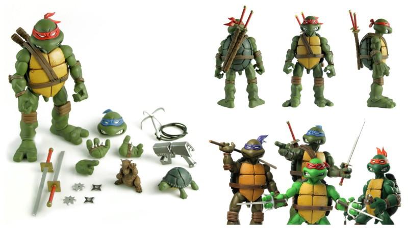 Mondo one sixth scale Teenage Mutant Ninja Turtles Leonardo pre-order