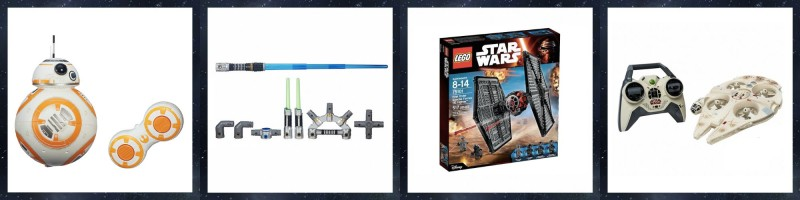 Star Wars The Force Awakens Target exclusives