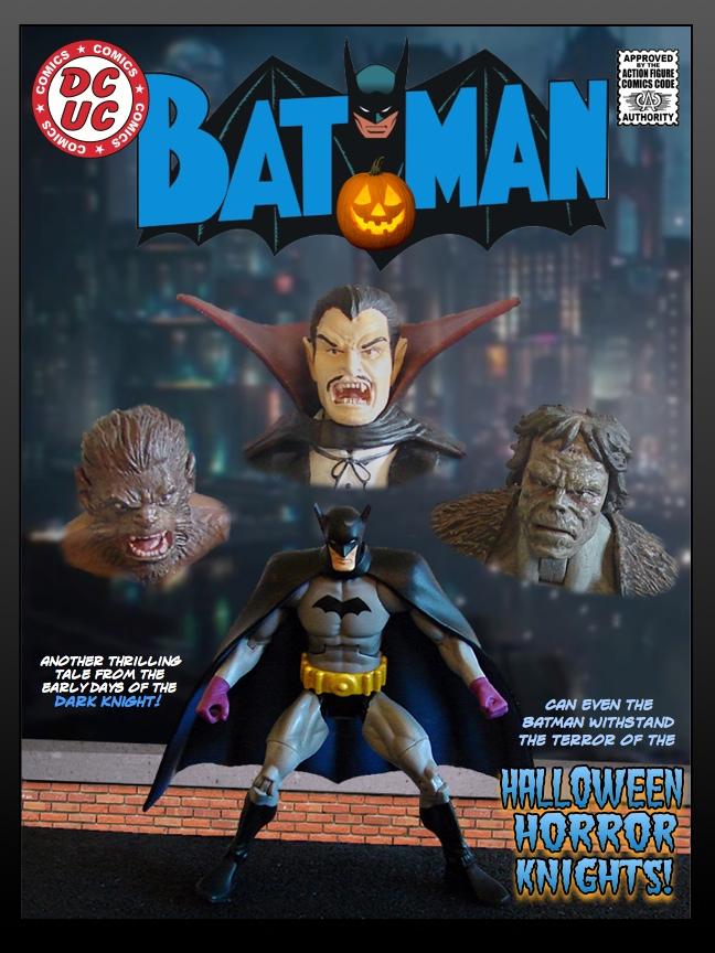 Batman - Halloween Horror Knights - page 01