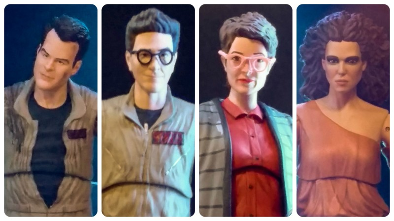 NYCC 2015 - Diamond Select Toys Ghostbusters Select