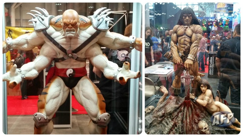 NYCC 2015 - Pop Culture Shock Collectibles and ARH Studios