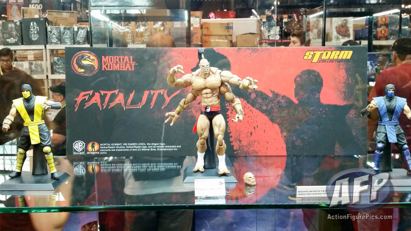 NYCC 2015 - Storm Collectibles Mortal Kombat (1 of 11)