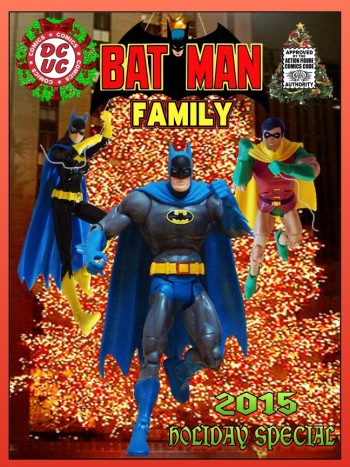 Batman Family - 2015 Holiday Special