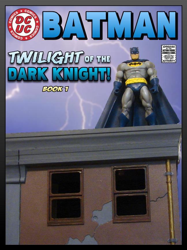 Batman - Twilight of the Dark Knight Book 1 - page 01