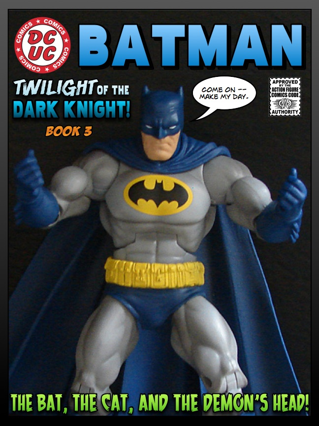Batman - Twilight of the Dark Knight Book 3 - page 01