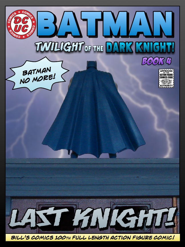 Batman - Twilight of the Dark Knight Book 4 - page 01