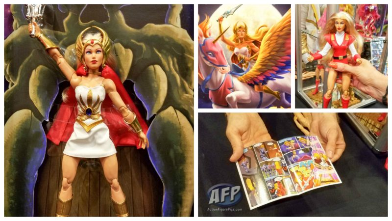 Power-Con 2016 - Mattel SDCC 2016 She-Ra Exclusive