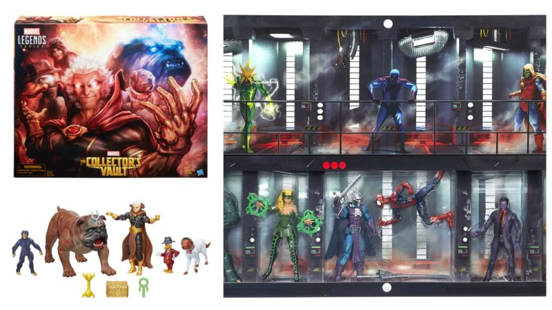Hasbro Marvel SDCC 2017 exclusives