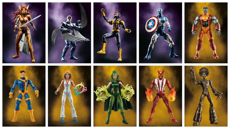 SDCC 2016 Hasbro Marvel Panel