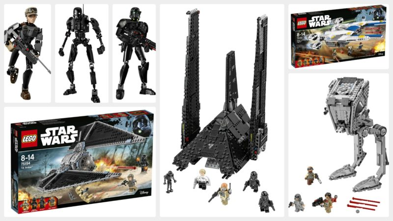 Rogue One - A Star Wars Story - LEGO Sets