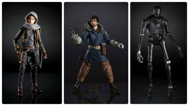 Hasbro Rogue One A Star Wars Story Black Series