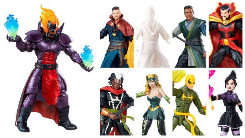Marvel Legends Dr Strange wave