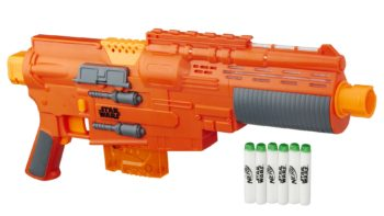 ROGUE ONE A STAR WARS STORY NERF GlowStrike JYN ERSO DELUXE Blaster