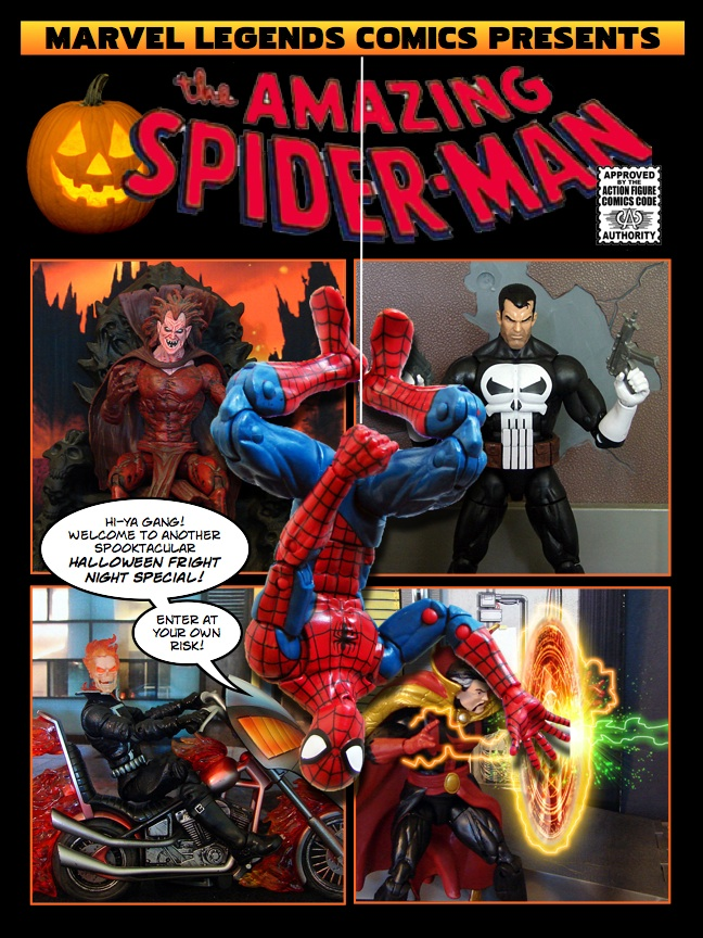The Amazing Spider-Man - Fright Night 5 - Helloween!