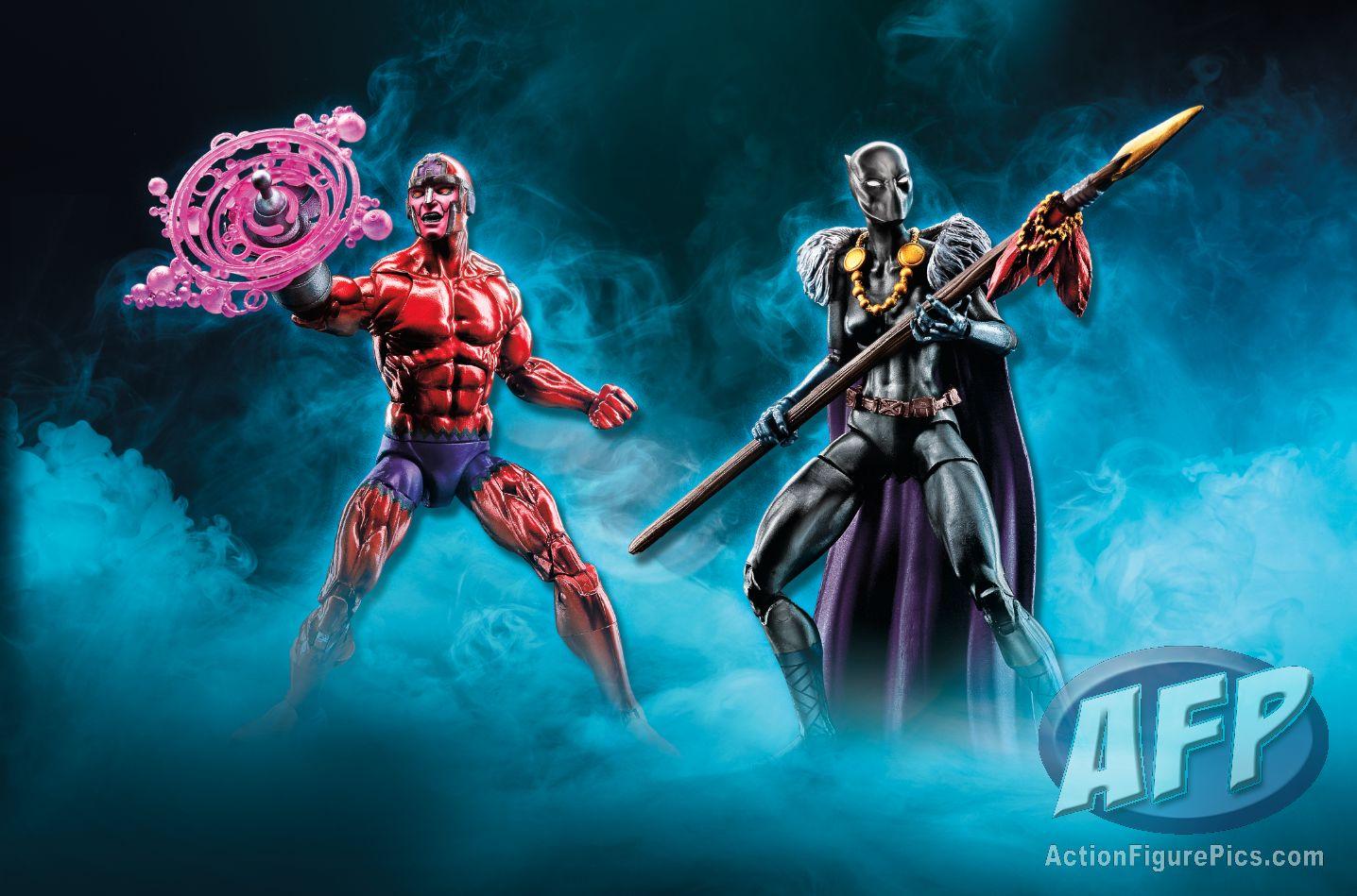 Nycc 2017 Hasbro Marvel Legends Report Updated