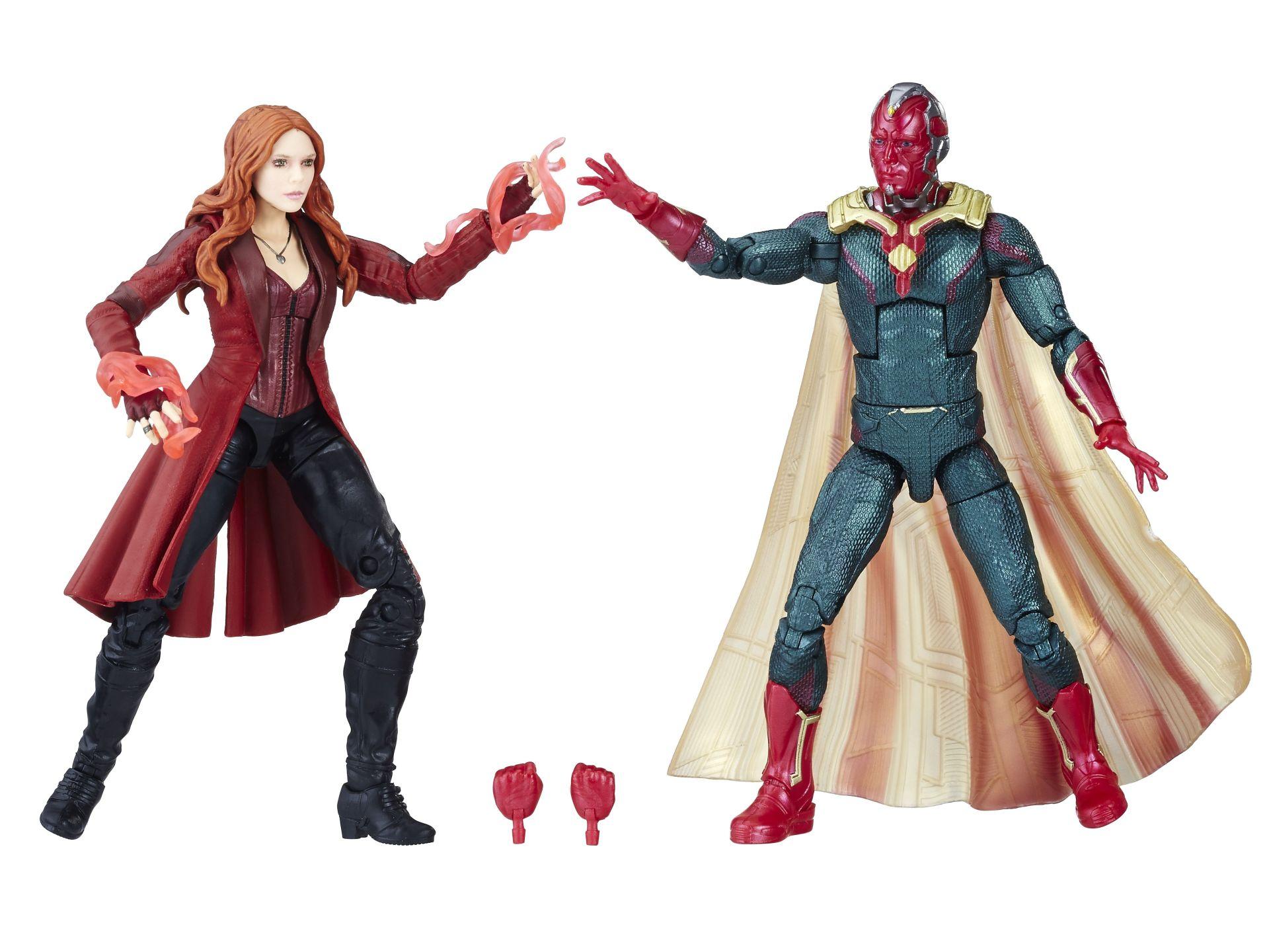 Most Inspiring Vision Wanda Infinity War Wallpaper - MARVEL-AVENGERS-INFINITY-WAR-LEGENDS-SERIES-6-INCH-Figures-Scarlet-Witch-Marvels-Vision-oop  Pic_68569 .jpg