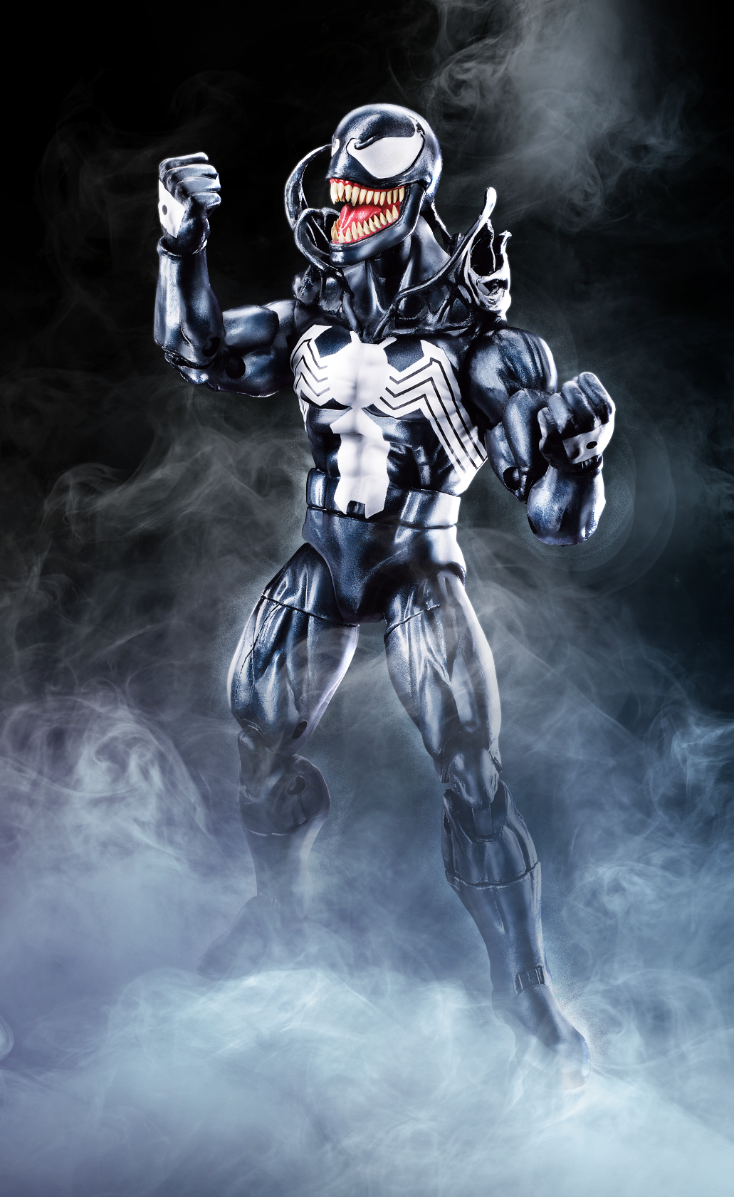 Venom Marvel Heroes    Build