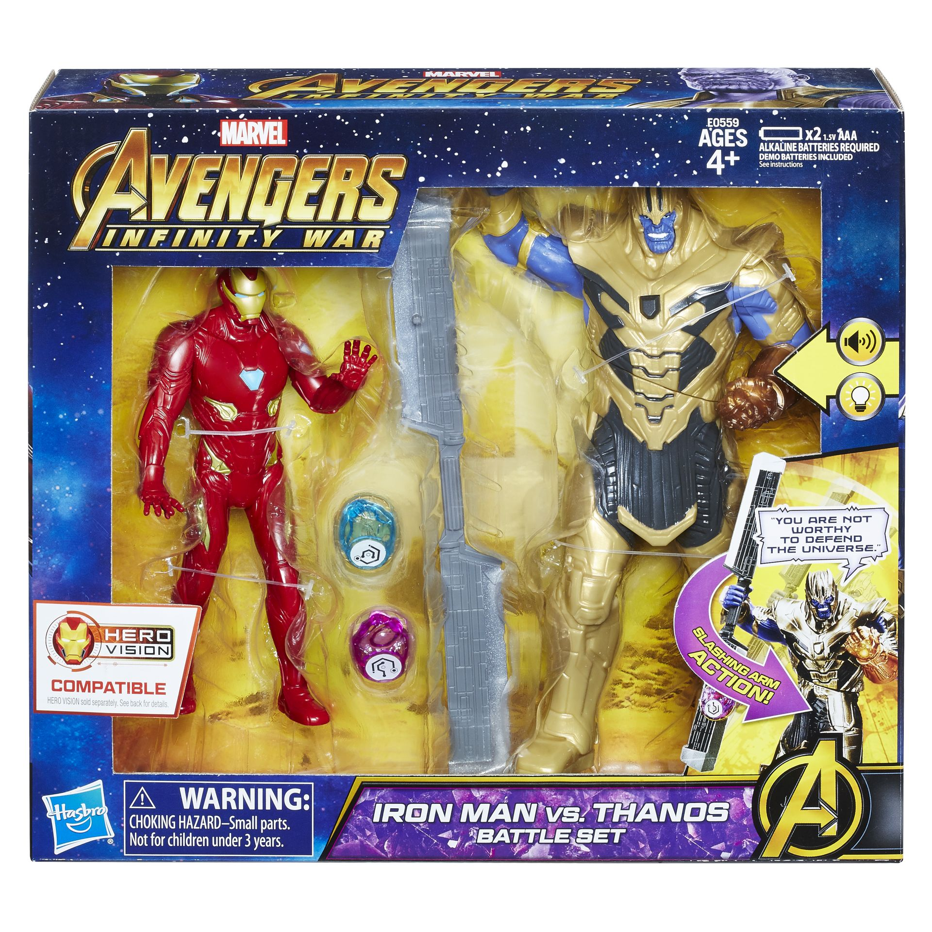 Toys From Hasbro : Hasbro marvel avengers infinity war product round up